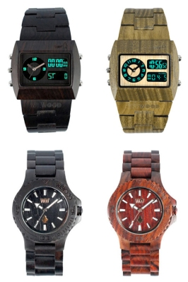 WeWood Wood Watches - Mais Que Relógios