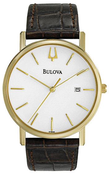 Bulova Strap WB21687B - Mais Que Relógios